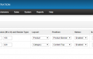 Add new module position in opencart