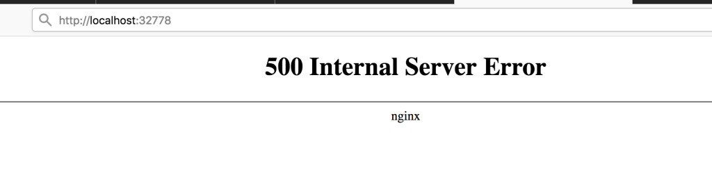 lando 500 internal server error